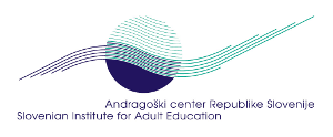 Logo Andragoški center